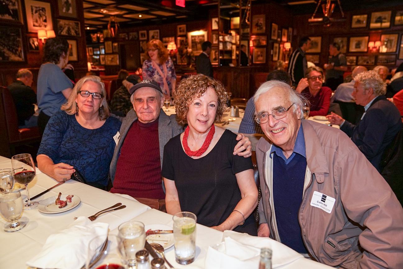 Randy Kennedy-Fucci, Bernie Stone, Sharon Kaufman, Colin Hill
