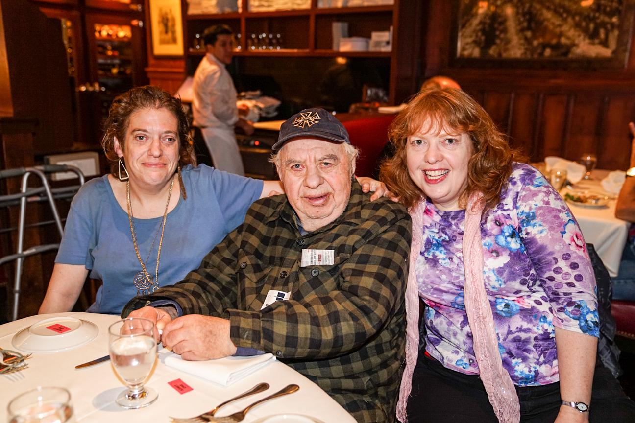 Cyndi Levinson (daughter),Marty Levinson, Wendy Levinson (daughter)
