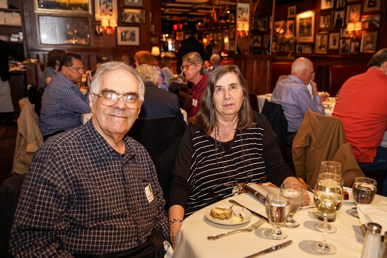 Alan Pesetsky, Sharon Kapnick