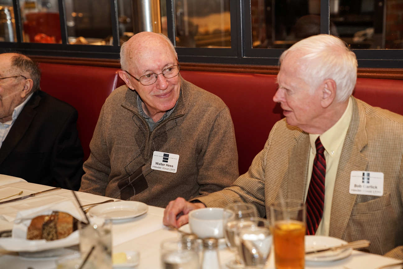 Walter Hess, Bob Garlick