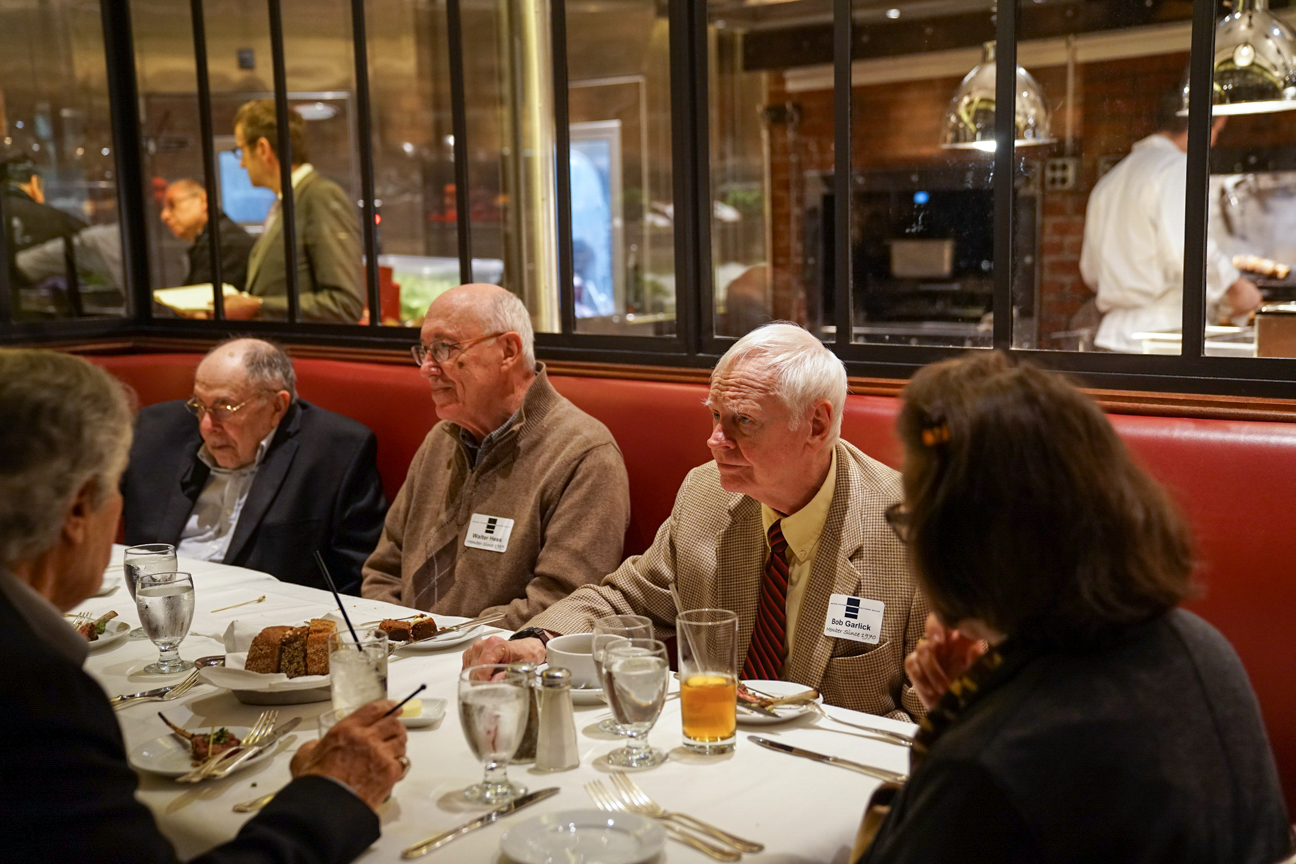 Gerald Klein, Walter Hess, Bob Garlick