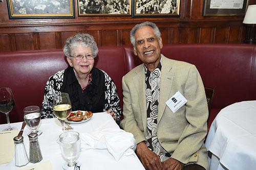 East Coast Retirees Luncheon        May 11, 2015 - Gallagher's Steak House, Manhattan Photos by Sarah Shatz