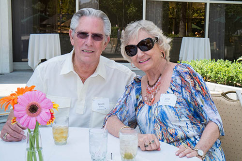 West Coast Retirees Luncheon        May 18, 2014 - Universal Sheraton, Universal City 			Photos by Wm. Stetz
