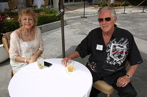 Janet Brookins, Dennis Brookins