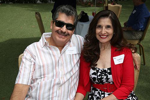 Michael Gutierrez, Cynthia Alarcon