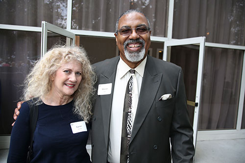 Karen Greene, Marvin Davis