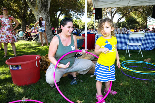 Post Labor Day Family Picnic        September 8, 2013 - Calamigos Ranch, Burbank 			Photos by Deverill Weekes