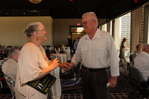 West Coast Retirees LuncheonMay 17, 2009 - Universal Sheraton, Universal CityPhotos by Gregory Schwartz