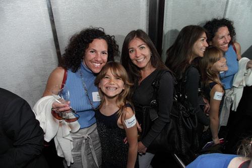 Lisa Dosch, Danielle, Dora Yoshimoto