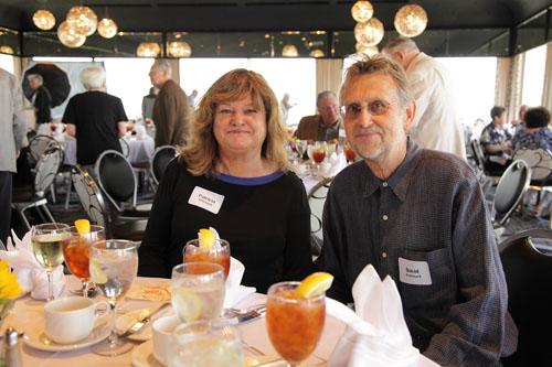 Patricia & David Pritchard