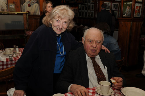Coast Retirees LuncheonMay 12, 2009 - Gallagher's Steak House, ManhattanPhotos by Sarah Shatz