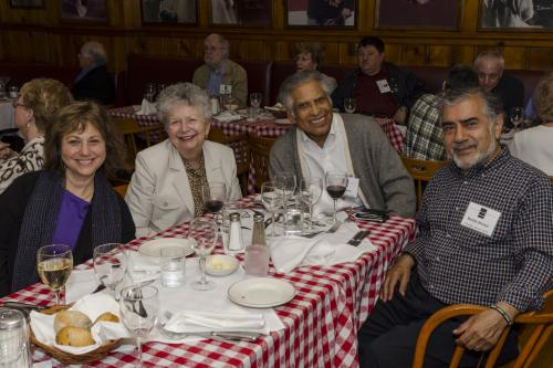East Coast Retirees LuncheonMay 14, 2012 - Gallagher's Steak House, ManhattanPhotos by John Clifford