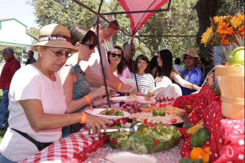 Post Labor Day Family Picnic     September 16, 2010 - Calamigos Ranch, Burbank     Photos by Gregory Schwartz