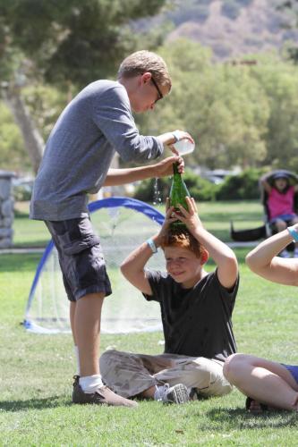 Post Labor Day Family Picnic        September 8, 2012 - Calamigos Ranch, Burbank Photos by Gregory Schwartz