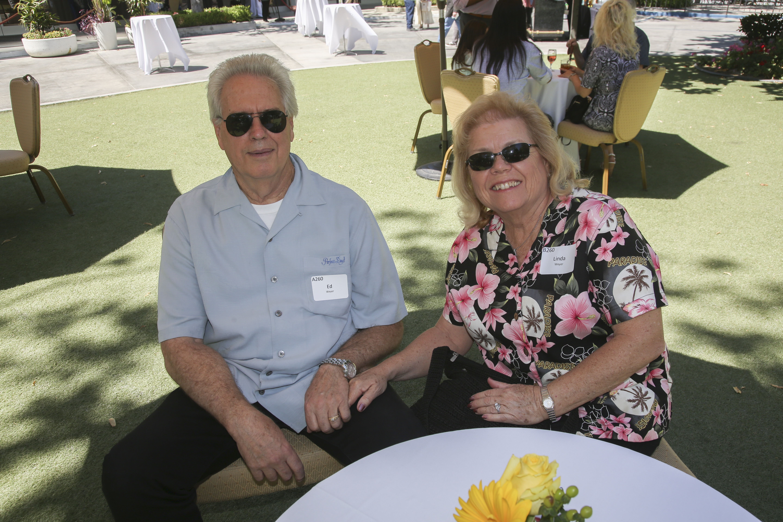 Ed Weyer, Linda Weyer