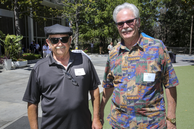 Gary Sutliff, Don Tucker