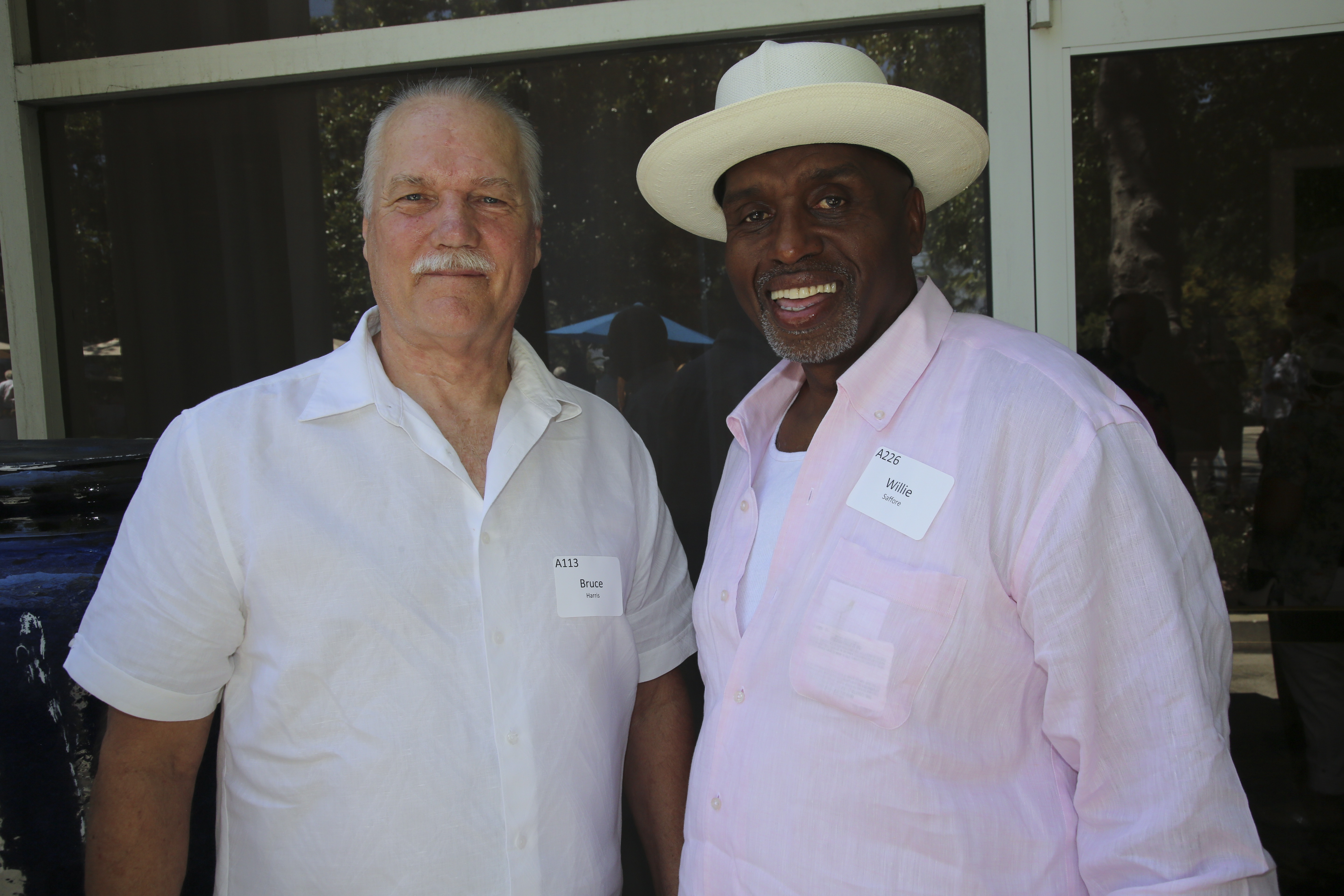 Bruce Harris, Willie Saffore