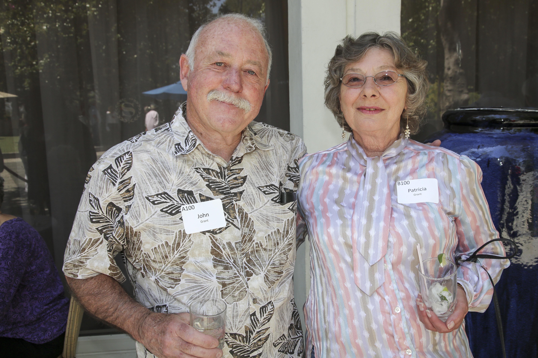 John Grant, Patricia Grant