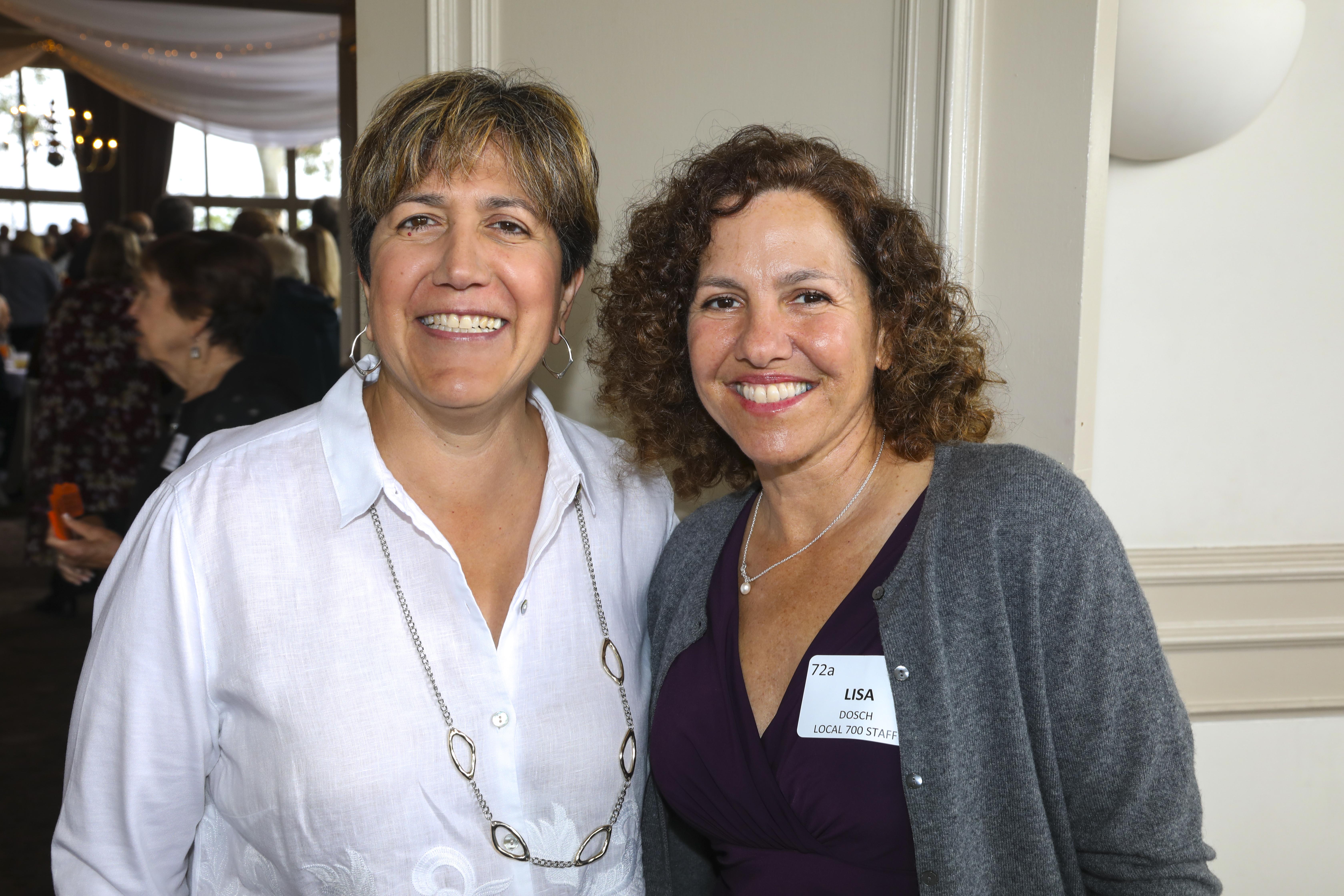Cathy Repola, Lisa Dosch