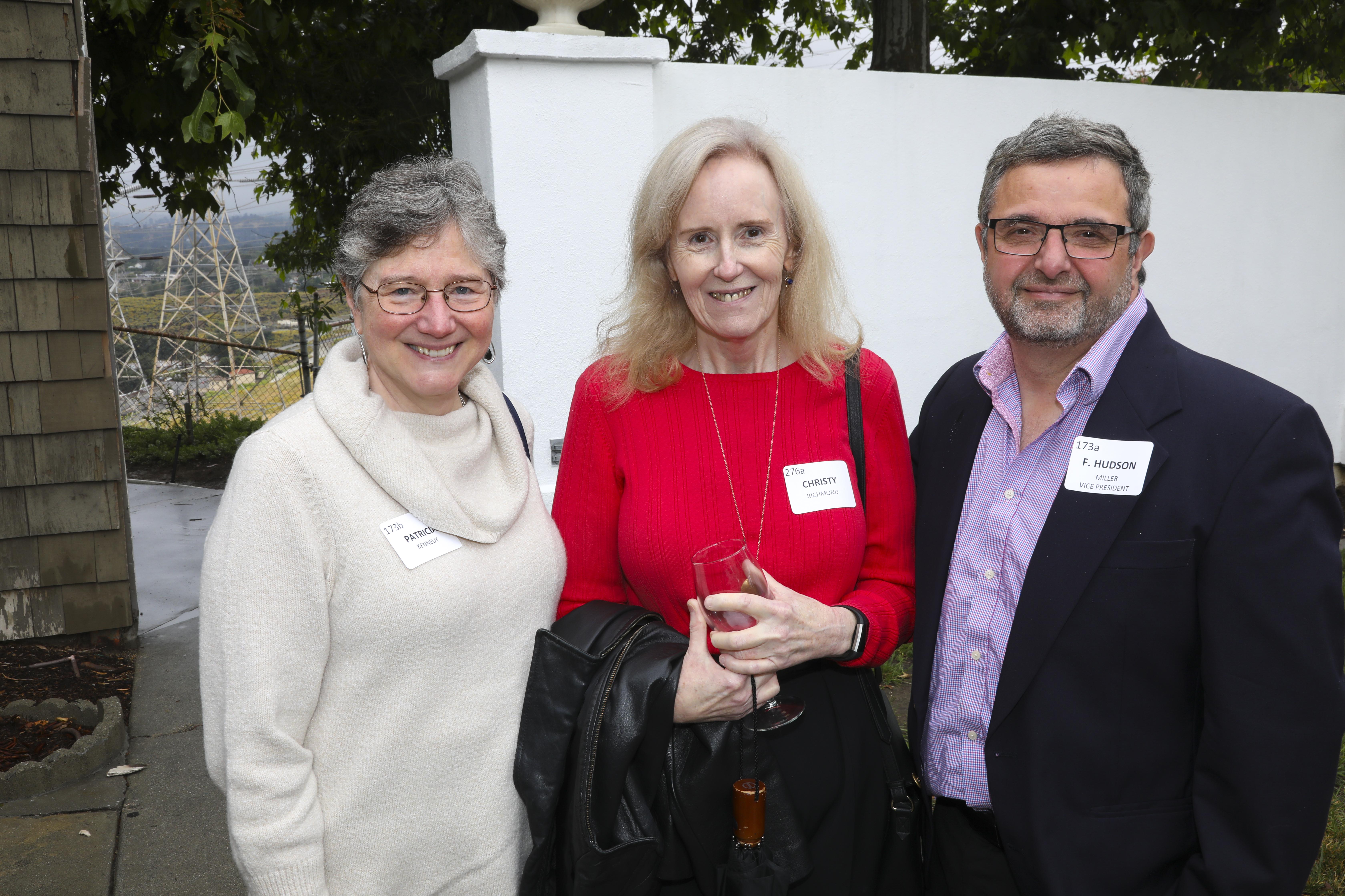 Patricia Kennedy, Christy Richmond, F. Hudson Miller