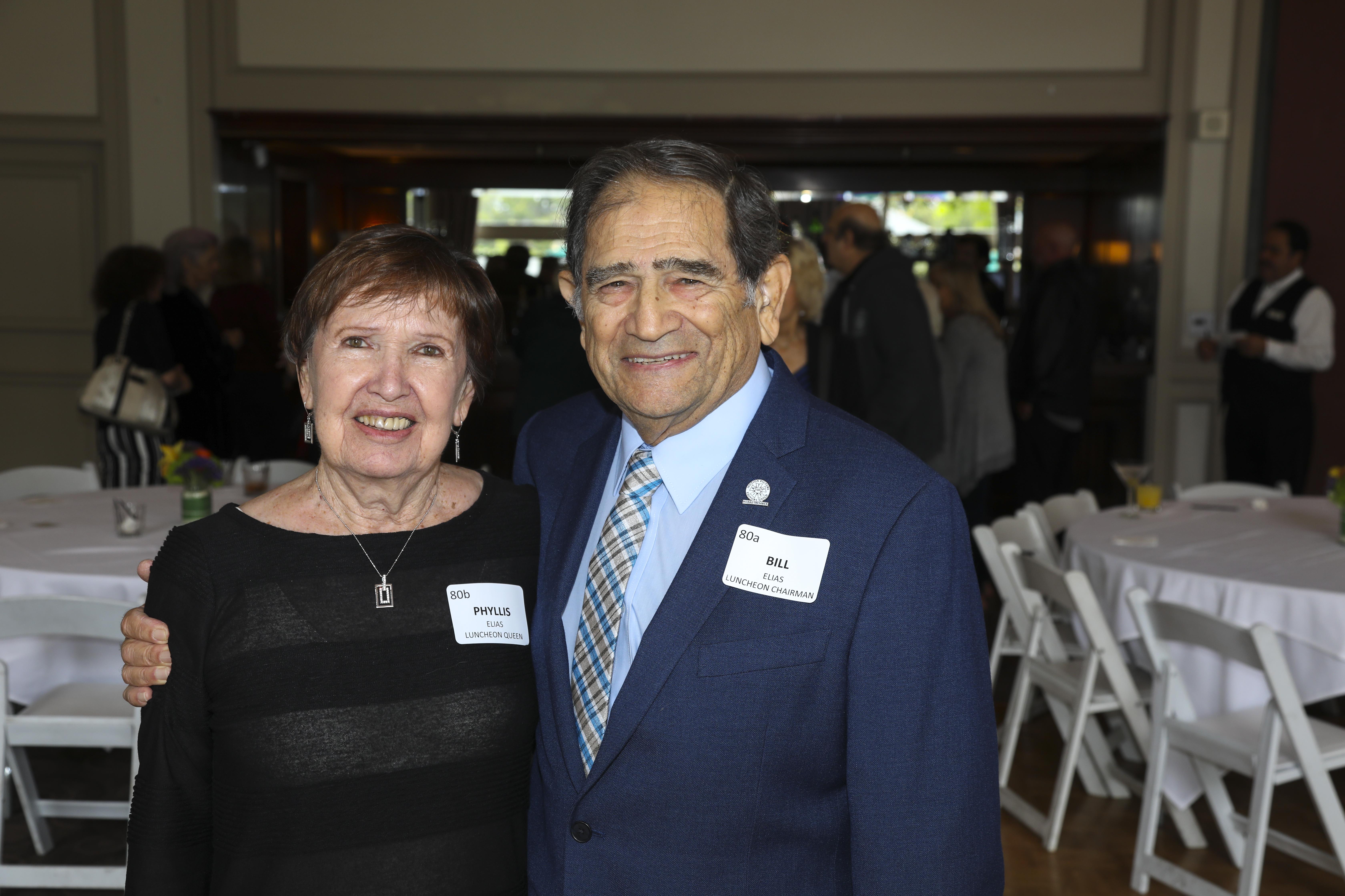 Phyllis Elias, Bill Elias
