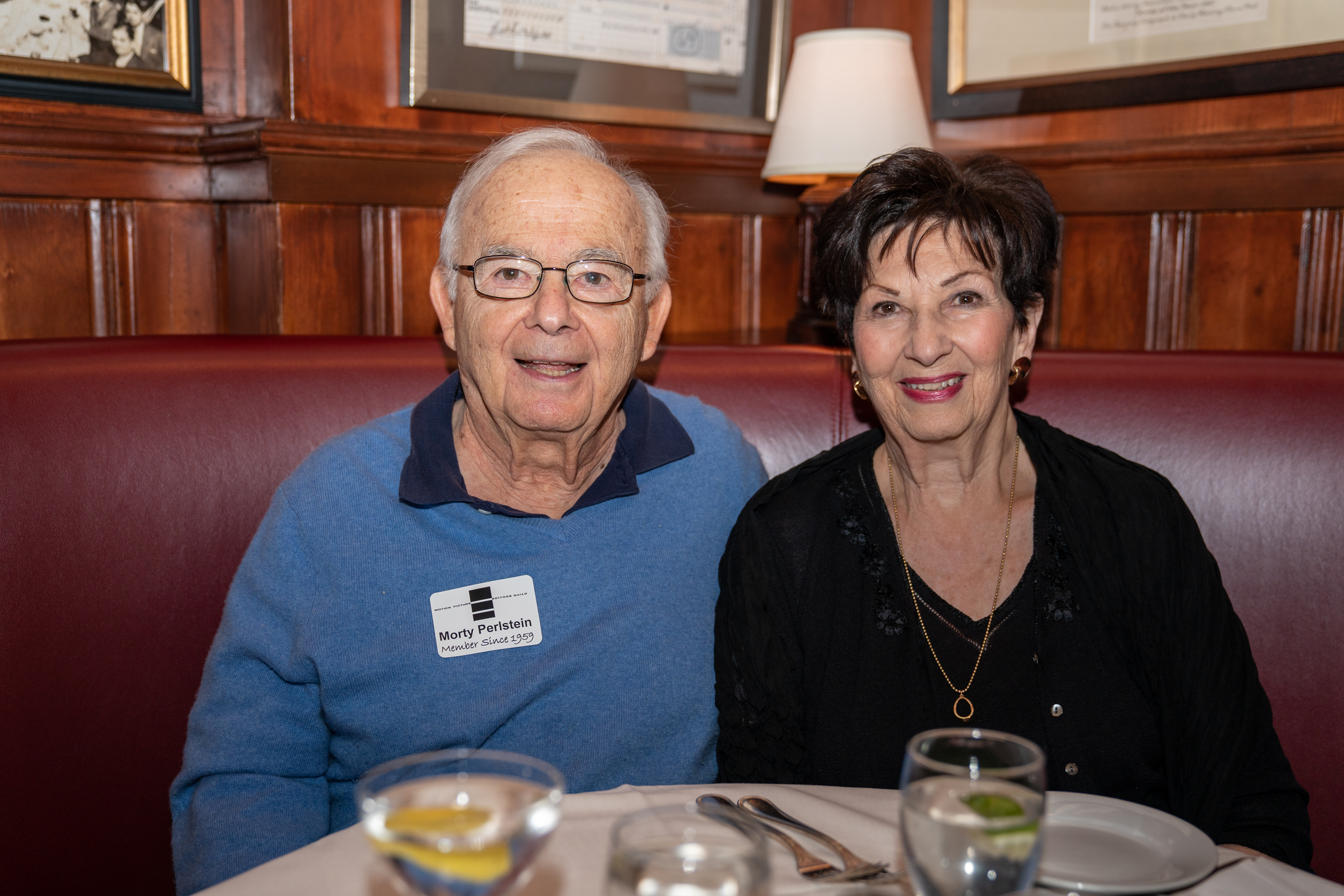 Morty and Marlene Perlstein