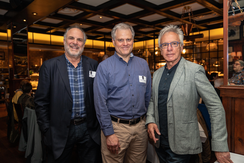Jeff Wolf, Louis Bertini, Allan Byer
