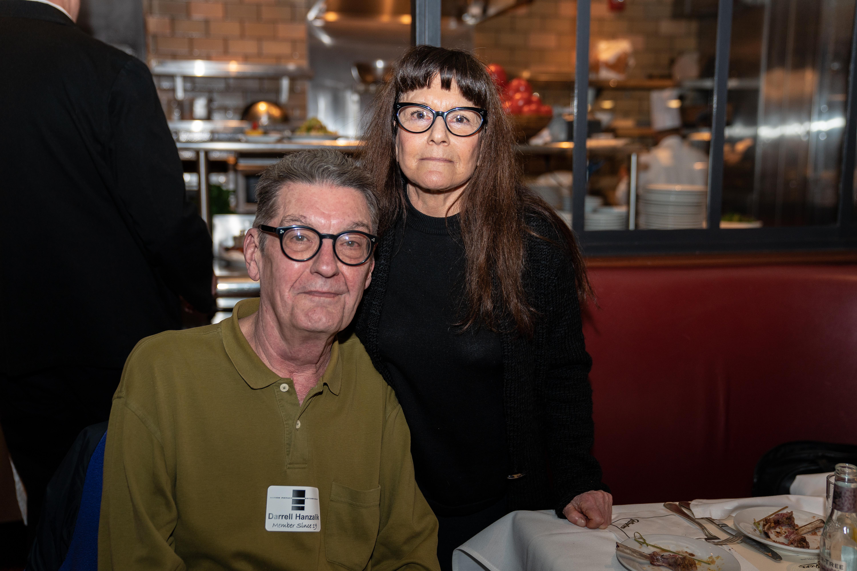 Darrell Hanzalik, Eileen Nelson