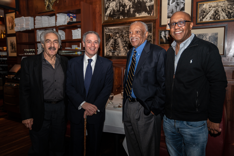 Ara & Edward Chekmayan, John and Bob Jackson
