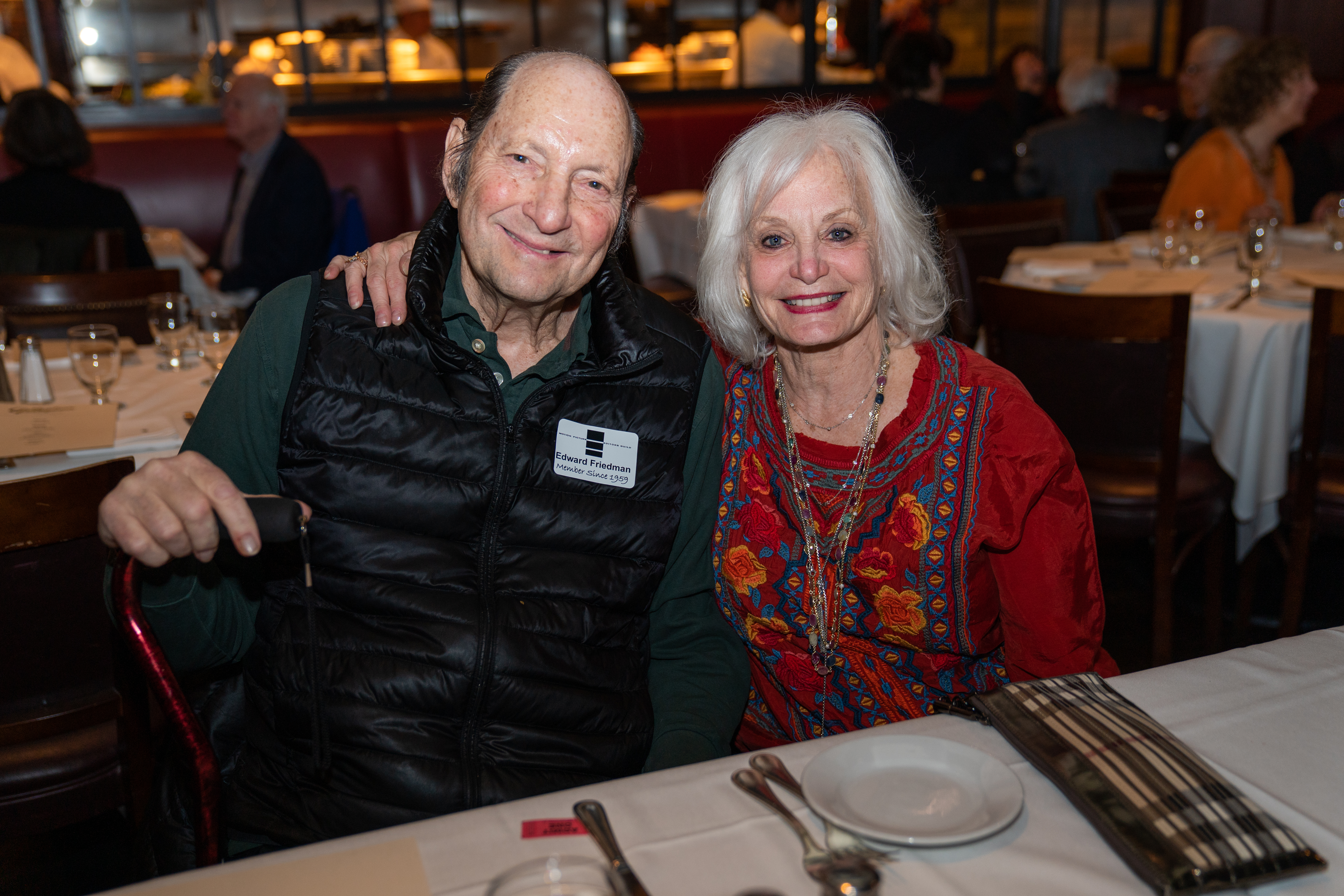 Ed and Eileen Friedman