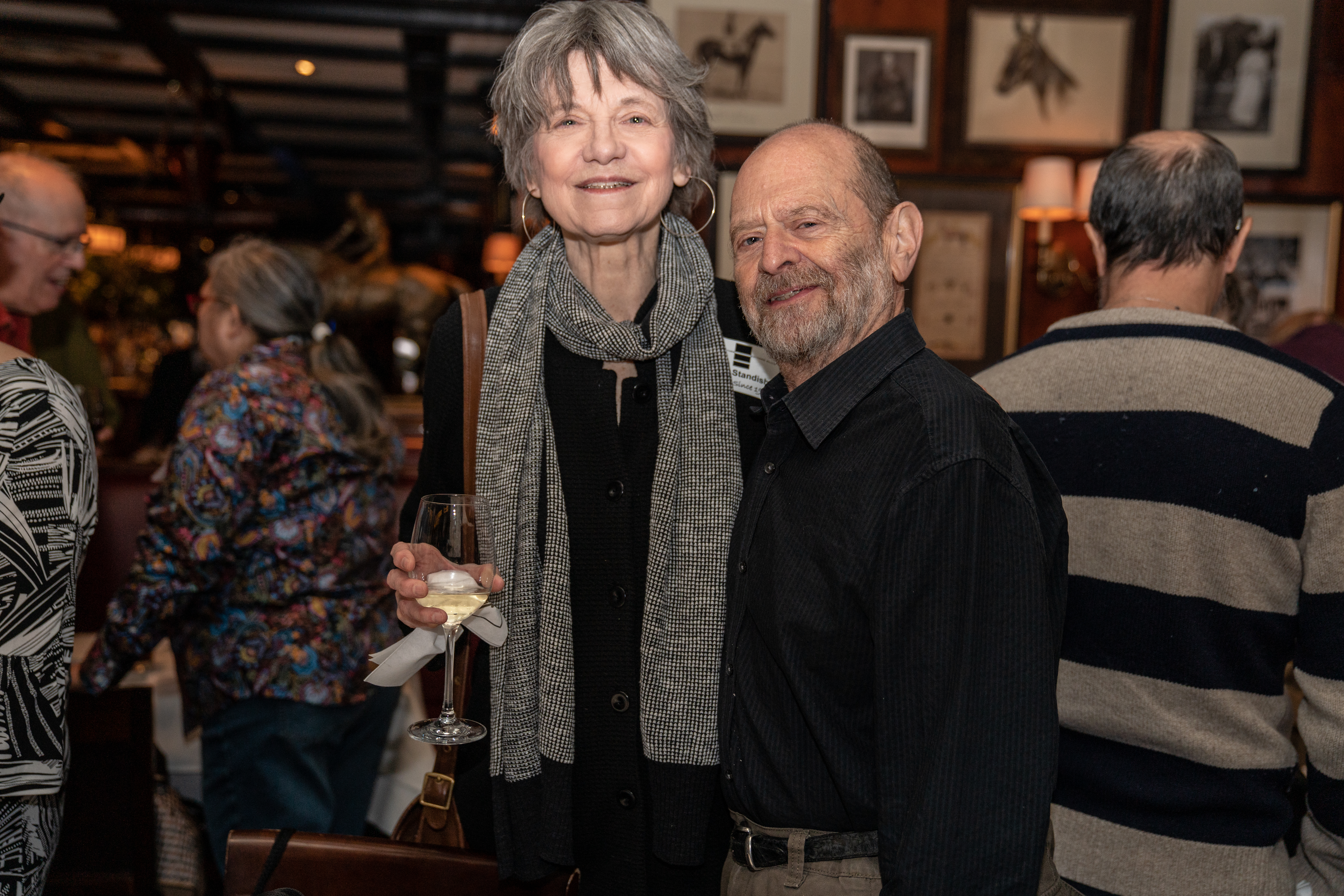 Jean Standish, Richard Goldberg