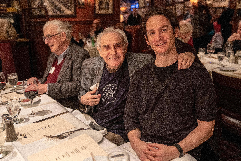 Colin Hill, Bernie Stone & guest
