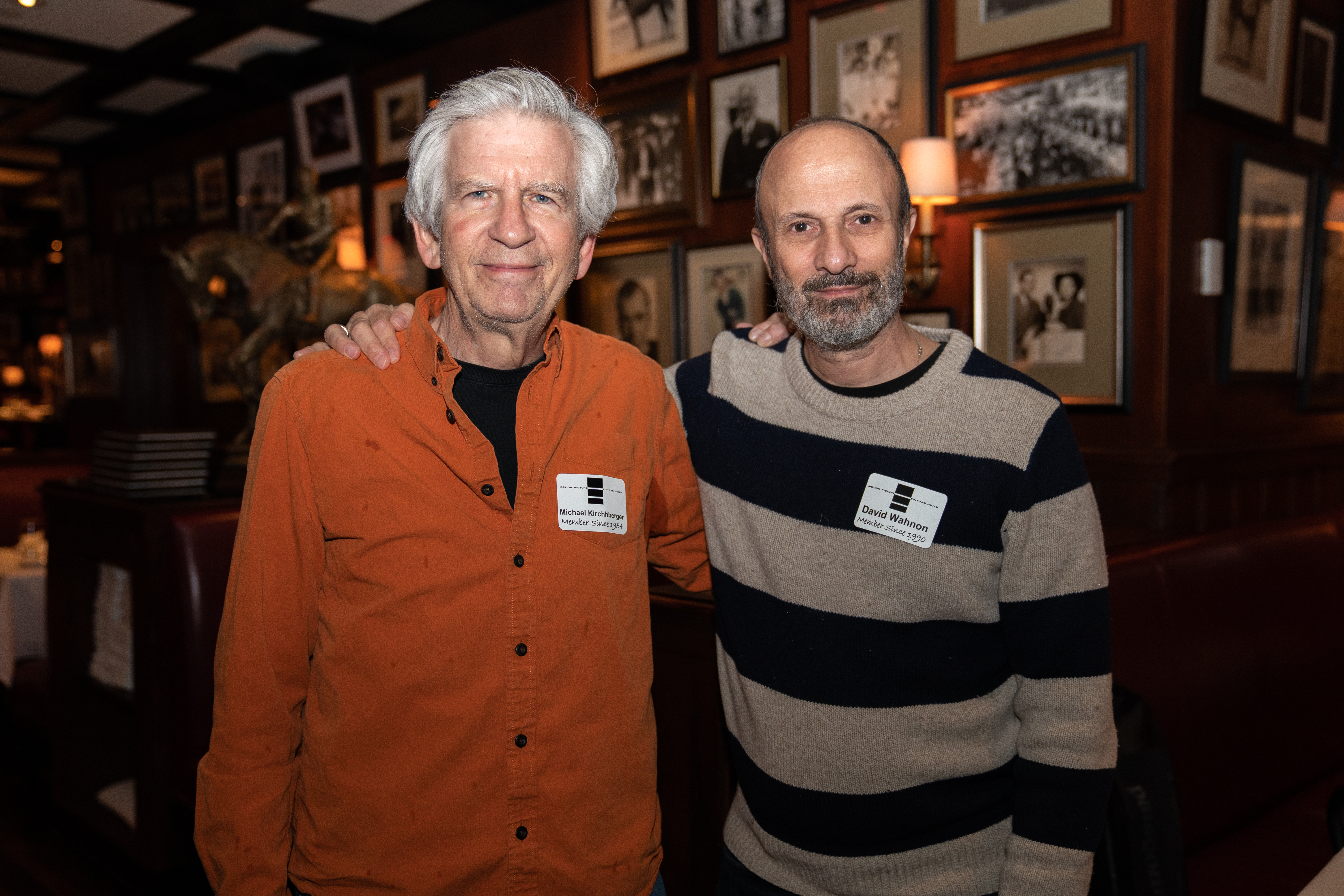 Michael Kirshberger, David Wahnon