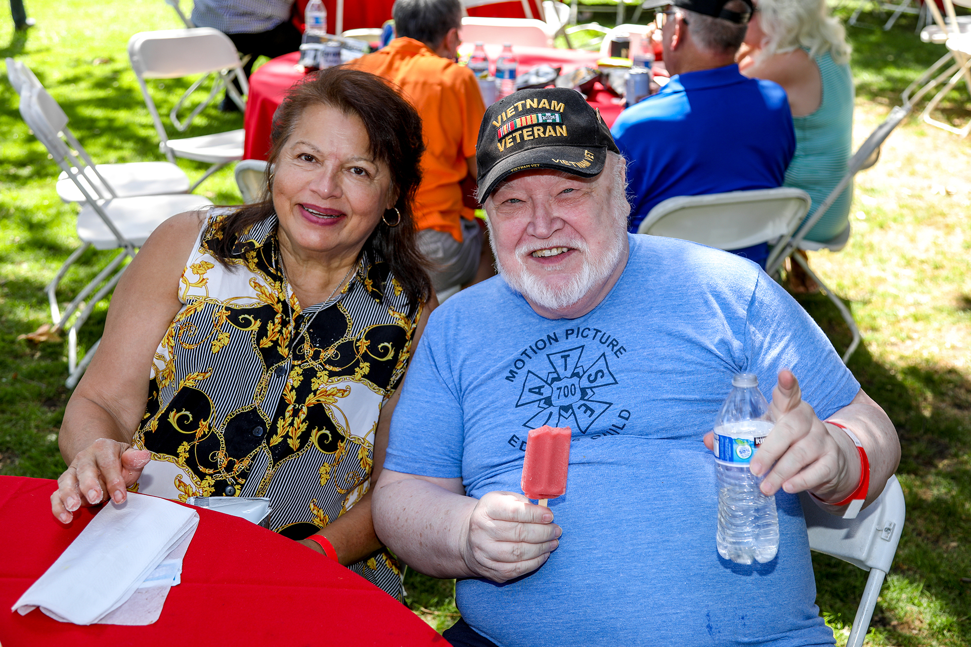 Kathleen and Dennis Bajgrowicz