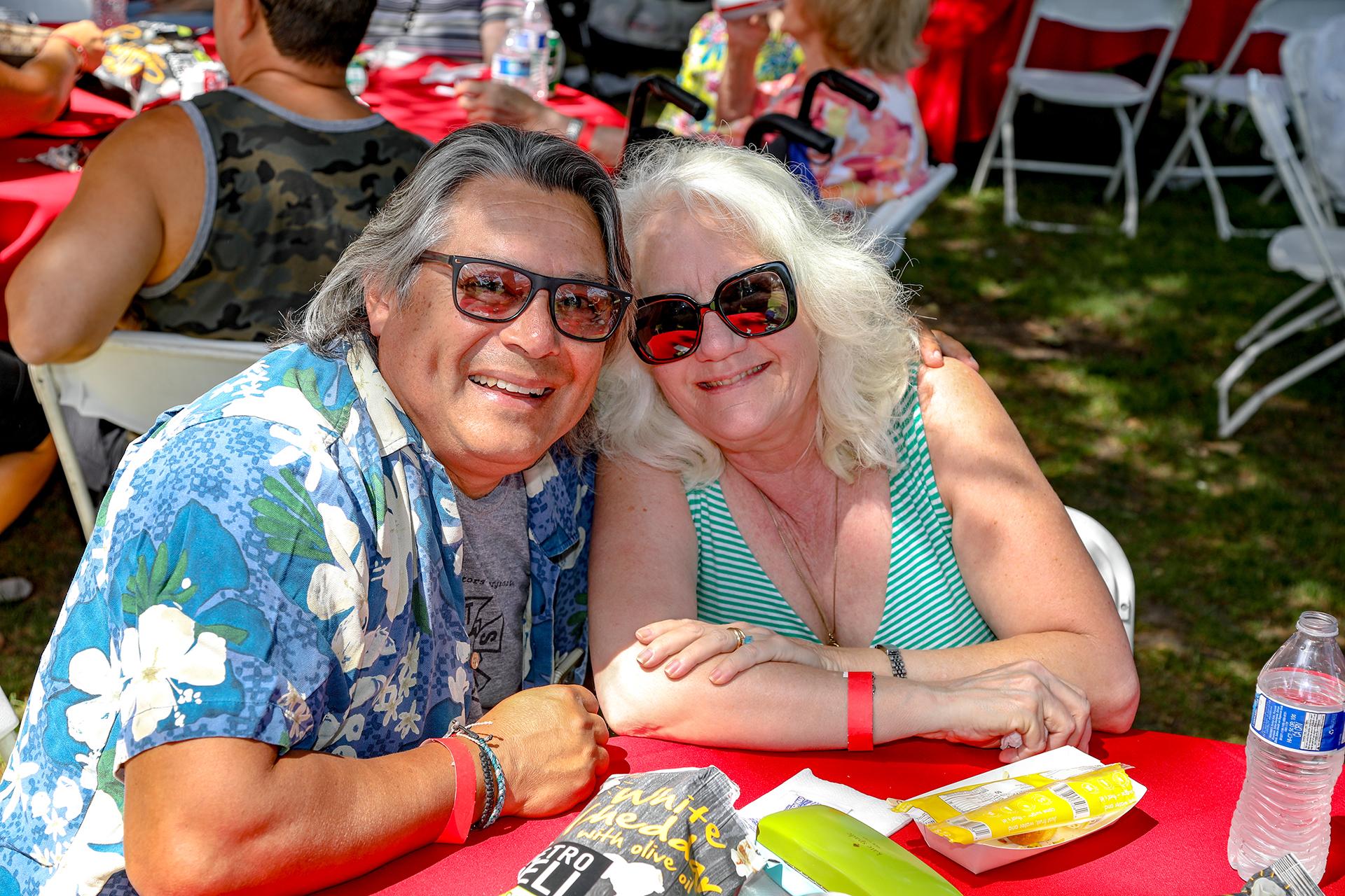 Glenn T. and Jennifer Morgan