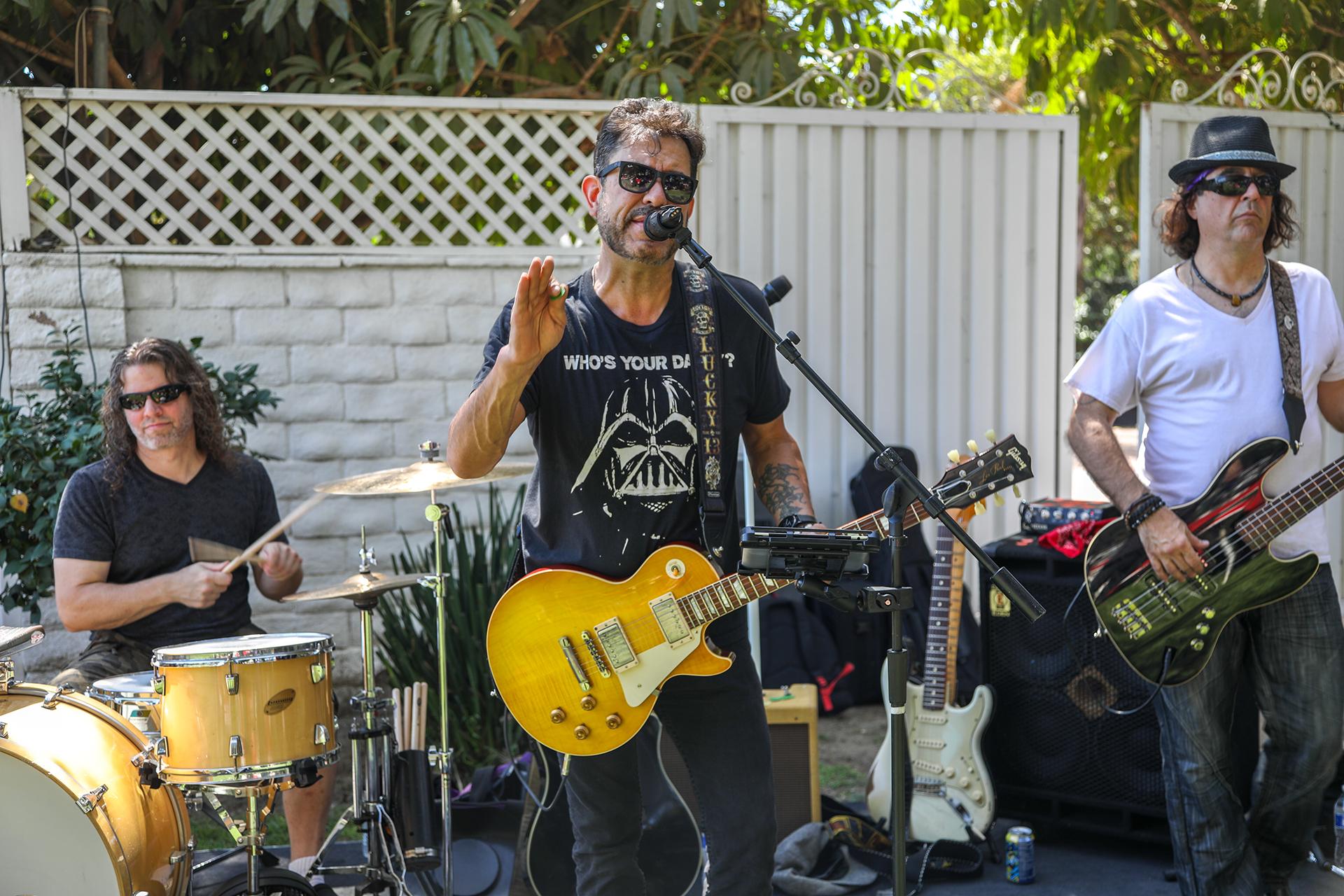 'Fireball,' the Band